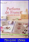 Le Temps Apprivoisè - Parfums de France au point de croix - Réthoret-Mélin 2011-cover-jpg