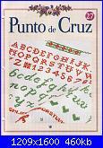 Punto de Cruz n.27 - ed. RBA-punto-de-cruz-n-27-ed-rba-jpg