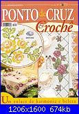Ponto de Cruz e Crochê - Nº 18 - 2008-cover-18-2008-jpg