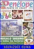 Penelope Punto de Cruz 53 Especial Bebè-cover-jpg