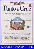 Punto de Cruz n.35 - ed. RBA - 2009-cover-035-jpg