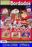 Arte experto - Bordados   anno 8  n°76 ( Natale) - 2009-bordados-arte-experto-1-jpg