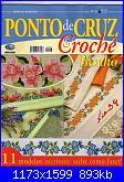 Ponto de Cruz e Crochê - Nº 23 - 2009-01-jpg