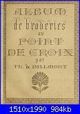 Album de broderies au point de croix II - Thérèse Dillmont - Brustlein & Co. - 1890-02_page_01-jpg