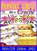 Ponto de Cruz e Crochê - Nº 29- 2009-ponto-cruz-croche-29-01-0-jpg