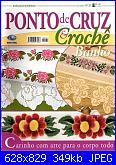 Ponto de Cruz e Crochê - Nº 31 - 2009-img001-jpg