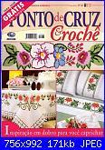 Ponto de Cruz e Crochê - Nº 32 - 2010-img001-jpg