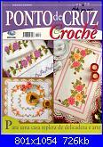 Ponto de Cruz e Crochê - Nº 35 - 2010-1-jpg