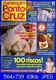 Manequim Ponto Cruz febbraio 2001-manequim-ponto-cruz-fevereiro-2001-jpg