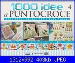 1000 idee a punto croce - ED. FABBRI N. 4 - 2011-img_20130217_0001-jpg