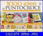 1000 idee a punto croce - ED. FABBRI N. 6 - 2011-img_20130220_0001-jpg