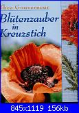 Blütenzauber in Kreuzstich - Thea Gouverneur  - 2005-00-jpg