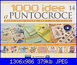 1000 idee a punto croce - ED. FABBRI N. 14 - 2011-img_20130302_0001-jpg