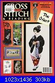 Jill Oxton's Cross Stitch & Beading N.52 - 2003-jill-oxtons-cross-stitch-beading-n-52-jpg