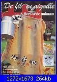 De Fil en Aiguille HS n. 4  Animaux ott 2002-cover-dfea-hs-4-jpg