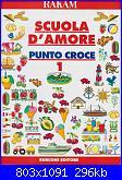 Rakam - Scuola d'amore a punto croce n. 1 - Estate - ago 1997-img_20130406_0001-jpg