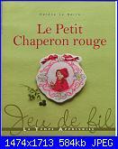 Hélène Le Berre - Le petit Chaperon Rouge - Le Temps Apprivoisé - apr 2012-cover-jpg