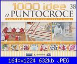 1000 idee a punto croce - ED. FABBRI N. 38 - 2011-img_20130616_0001-jpg