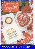 Jo Verso - Cross Stitch Cards & Keepsakes - David & Charles - 1990-cross-stitch-cards-keepsakes-jo-verso-1990-jpg