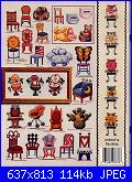 American School of Needlework - 3733 - 50 Fantasy Chairs - Beesley & Boerens - 2000-american-school-needlework-3733-50-fantasy-chairs-beesley-boerens-2000-2-jpg