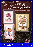 American School of Needlework 3718 - From the Flower Garden - Beesley-Boerens 1999-american-school-needlework-3718-flower-garden-beesley-boerens-jpg