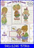 Gloria & Pat - Precious Moments - PM 64 - Love. Family & Friends - 2006-pm64-01-jpg