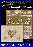 Jeanette Crews Designs DB7143 - Learn to design-A Beatifull look - Dale Burdett -1998-beatifull-look-7143-dale-burdet-jpg