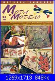 Мода и модель Мозайка вышивки 06-2002-01-jpg