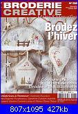 Mains & Merveilles 36  - Broderie creative - Brodez l'hiver dic 2010-gen 2011-mains-merveilles-36-jpg