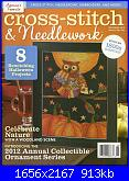 Cross Stitch & Needlework - set 2012-01-cross-stitch-needlework-september-2012-jpg