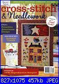 Cross Stitch & Needlework - lug 2012-cover-jpg