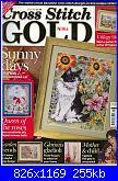 Cross Stitch Gold 40 - 2007-cross-stitch-gold-40-jpg