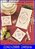 Victorian Hardanger Sewing Accessories - A Basic Hardanger course -L. Driskell - 1992-01-jpg