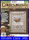 Cross Country Stitching - ago 1994-cross-country-stitching-ago-1994-jpg