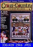 Cross Country Stitching - ago 1992-cross-country-stitching-ago-1992-jpg