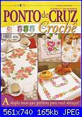 Ponto de Cruz & Croche 48 - 2013-ponto-de-cruz-croche-48-2013-jpg