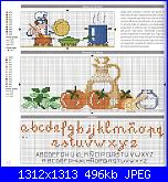 Delizia punto croce 1 - Allegria in cucina *-img158-jpg