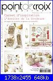 Point de Croix Magazine - Thématique 60 - L'Atelier de la brodeuse - giu 2014-pdc-thematique-60-jpg