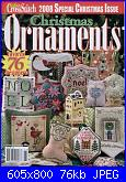 Just Cross Stitch - Christmas Ornaments 2008-just-cross-stitch-christmas-ornaments-2008-jpg