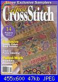 Just Cross Stitch - Vol 27 N.1 - gen feb 2009-just-cross-stitch-vol-27-n-1-gen-feb-2009-jpg