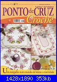 Ponto de Cruz e Crochè 43 - 2012-ponto-de-cruz-e-croch-43-jpg