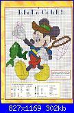 Disney a punto croce 6 *-disney-punto-croce-n-06-00027-jpg