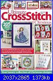 Ultimate Cross Stitch - Christmas - Vol. 11-2016-ultimate-cross-stitch-christmas-vol-11-2016-jpg