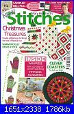 Mary Hickmott's New Stitches 223 - nov 2011-cover-jpg
