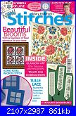 Mary Hickmott's New Stitches 225 - gen 2012-cover-jpg
