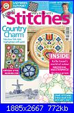 Mary Hickmott's New Stitches 251 - mar 2014-cover-jpg