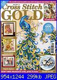 Cross Stitch Gold 139 - giu 2017-cover-jpg