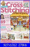 The World of Cross Stitching 258 -  set 2017-cover-jpg