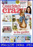 Cross Stitch Crazy 231 -  ago 2017-cover-jpg