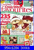 Cross Stitch Favourites - Christmas 2017 - ott 2017-cover-jpg